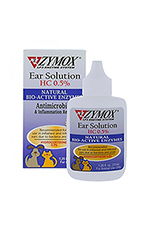 ZYMOX Enzymatic Ear Solution with 0.5% Hydrocortisone