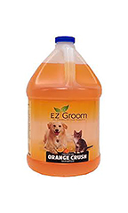 EZ Groom Orange Crush Shampoo Gallon 24:1