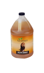 EZ-Groom Filthy Beast Shampoo Gallon  50:1