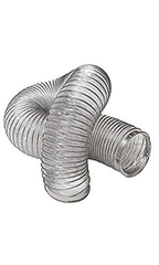 B-Air Grizzly Cage Dryer Replacement Hose (Clear)