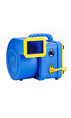 B-Air Cub 1/4 HP CP-1 Dryer (blue)