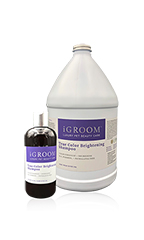 iGroom True Color Brightening Shampoo 16oz.