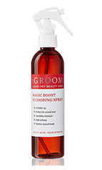 iGroom Magic Boost Spray 8oz.