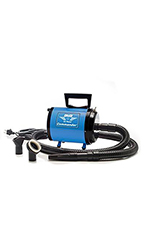 Metro Air Force Commander 2 Speed Dryer 1.7 HP - Blue