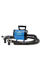 Metro Air Force Commander Variable Speed Dryer 4.0 HP - Blue