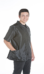 Anthony Grooming Jacket - Black - M