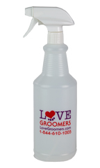 Love Groomers Sprayer Dilution Bottle