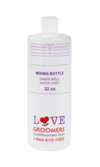 Love Groomers Dilution Bottle