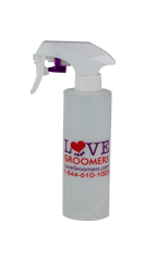 Love Groomers Mister Spray Bottle
