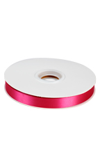 Love Groomer Satin Ribbon Hot Pink