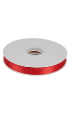Love Groomers Satin Ribbon Red