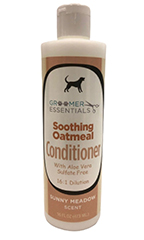 Groomer Essentials Soothing Oatmeal Conditioner 16 oz.
