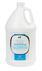 Groomer Essentials White Mint Brightening Shampoo Gallon