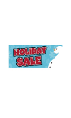 Small Holiday Sale Banner
