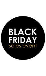 Circle Black Friday Sales Event -  Sign Cards