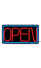 Ultra Bright LED Neon Open Sign