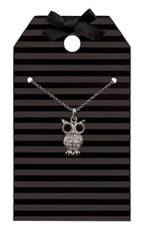 Black Stripes Necklace Holder - Case of 150