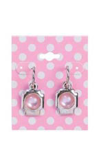 Pink Dots Earring Cards