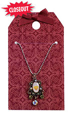 Exotic Brick Necklace Holder - Case of 150