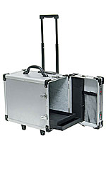 Rolling Aluminum Carrying Case