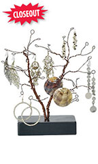 Small Wire Jewelry Tree