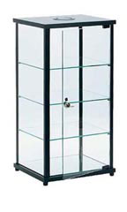 Lighted Glass Countertop Display Case