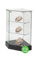 Infinity Corner Filler Display Case