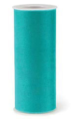 Turquoise Tulle - 10 Rolls