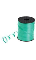 "Green Curling Ribbon - 3/16""W - Case of 3"