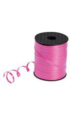 Fuchsia Curling Ribbon  - Case of 10