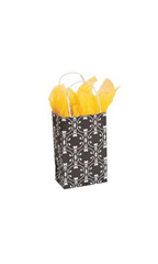 Small Charming Halo Paper Bags - Case of 100
