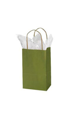 Small Rain Forest Paper Bags - Case of 25