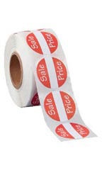 Self-Adhesive Sale Price Labels