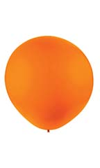 "60"" Gigantic Display Balloon - Orange"