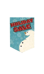 Holiday Sale Pennant