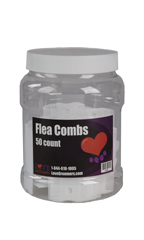 Love Groomers Flea Combs
